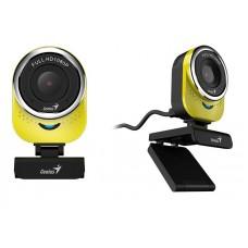 Веб-камера Genius QCam 6000 Full HD Yellow (32200002403)