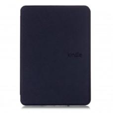 Чехол Leather case for Amazon Kindle (10 gen) Dark Blue