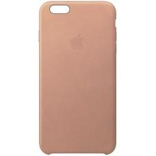 Чехол Apple iPhone 6S Leather Case Rose Gold