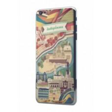 """Чехол Мiсто Запоріжжя для iPhone 6S/6 (4.7"""")"""