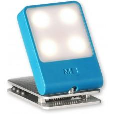 Ліхтарик-закладка для подорожей Moleskine / Синій (ER61TVBLB21)