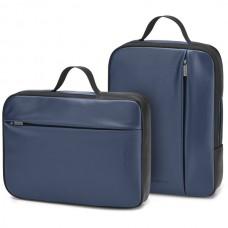 "Сумка Moleskine Classic PRO Device Bag 13"" / Вертикальна Сапфір"