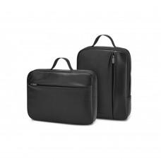 "Сумка Moleskine Classic PRO Device Bag 13"" / Вертикальна Чорна"