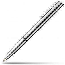 Ручка Fisher Space Pen Bullet X-Mark Хром з кліпсою / 400WCCL (400WCCL)