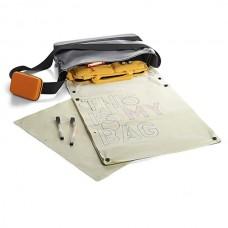 Паперова вставка для сумок Мессенджер