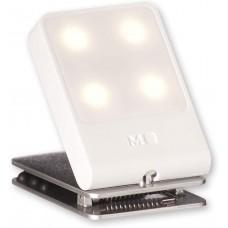 Ліхтарик-закладка для подорожей Moleskine / Білий (ER61TVBLWH)