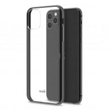 Чехол Moshi Vitros Slim Clear Case Raven Black for iPhone 11 Pro Max (99MO103038)