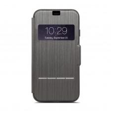 Чехол Moshi Sensecover Touch Sensitive Flip Case Charcoal Black for iPhone 8 Plus/7 Plus (99MO072009)