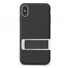 Чехол Moshi Capto Slim Case with MultiStrap Mulberry Black for iPhone XS Max (99MO114002)