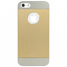 Чехол-накладка Moshi iGlaze Armour Metal Case Bronze for iPhone SE/5/5S (99MO061231)
