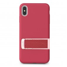 Чехол Moshi Capto Slim Case with MultiStrap Raspberry Pink for iPhone XS Max (99MO114302)