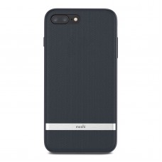 Чехол Moshi Vesta Textured Hardshell Case Bahama Blue for iPhone 8 Plus/7 Plus (99MO090513)