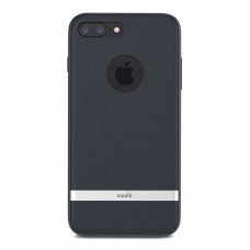 Чехол Moshi Vesta Textured Hardshell Case Bahama Blue for iPhone 8/7 (99MO088513)