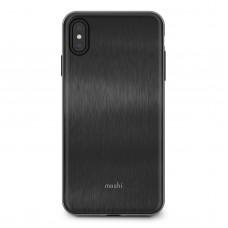 Чехол Moshi iGlaze Slim Hardshell Case Armour Black for iPhone XS Max (99MO113002)