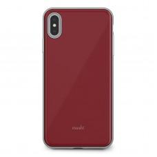 Чехол Moshi iGlaze Slim Hardshell Case Merlot Red for iPhone XS Max (99MO113322)