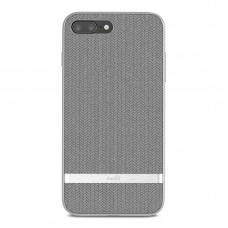 Чехол Moshi Vesta Textured Hardshell Case Herringbone Gray for iPhone 8 Plus/7 Plus (99MO090011)