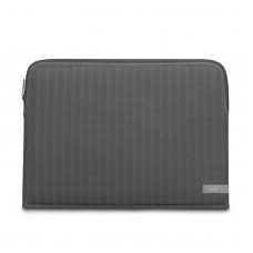 "Чехол Moshi Pluma Designer Laptop Sleeve Herringbone Gray 13"" with/without Touch Bar (99MO104052)"
