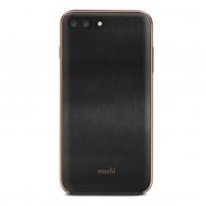 Чехол для смартфона Moshi iGlaze Ultra Slim Snap On Case Armour Black for iPhone 8 Plus/7 Plus (99MO090009)
