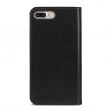 Чехол Moshi Overture Wallet Case Charcoal Black for iPhone 8/7 (99MO091001)