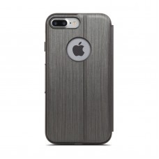 Чехол Moshi Sensecover Touch Sensitive Flip Case Charcoal Black for iPhone 8/7 (99MO072008)