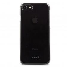 Чехол Moshi XT Thin Transparent Snap-On Case Black for iPhone 8/7 (99MO088061)