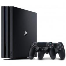 Игровая приставка Sony Playstation 4 Pro 1TB + DualShock 4