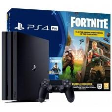Ігрова приставка Sony PlayStation 4 Pro PS4 Pro 1TB + Fortnite