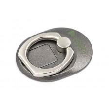 Кольцо держатель для смартфонов PowerPlant, черный (CA910311)