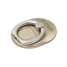 Кольцо держатель для смартфонов PowerPlant, золотой (CA910335)