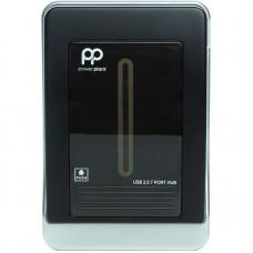 Активный USB-хаб PowerPlant USB 2.0 7 портов (CA911349)