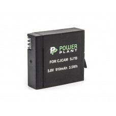 Aккумулятор PowerPlant SJCAM SJ7B 910mAh (CB970186)