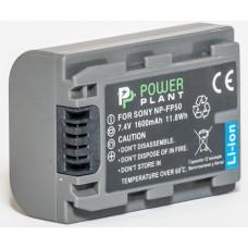 Aккумулятор PowerPlant Sony NP-FP50 1600mAh (DV00DV1025)