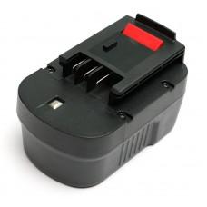 Аккумулятор PowerPlant для шуруповертов и электроинструментов BLACK&DECKER GD-BD-14.4(B) 14.4V 2Ah (DV00PT0026)