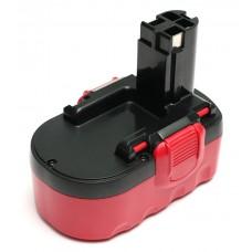 Аккумулятор PowerPlant для шуруповертов и электроинструментов BOSCH GD-BOS-18(A) 18V 1.5Ah NICD (DV00PT0032)