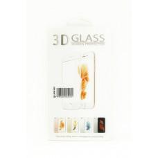 Защитное стекло 3D PowerPlant для Apple iPhone 7 White
