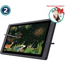 Монитор-планшет Huion Kamvas GT-221 Pro V2 + перчатка