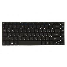 Клавиатура для ноутбука ACER AS: 3830, 4830, TM: 3830, 4755, 4830, без фрейма (Win 7)