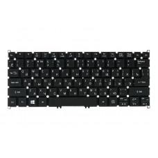 Клавиатура для ноутбука ACER Aspire E3-111, V5-122 черный, без фрейма