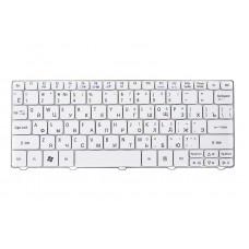 Клавиатура для ноутбука ACER Aspire One 521, eMachines 350 белый, без фрейма