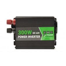 Автомобильный инвертор PowerPlant HYM300-122, 12V (KD00MS0001)