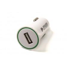 Автомобильное зарядное устройство PowerPlant USB 12-24V 2.1A (SC230129)