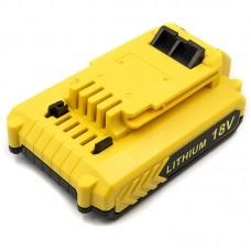 Аккумулятор PowerPlant для шуруповертов и электроинструментов BLACK&DECKER 18V 2Ah Li-ion (TB920693)