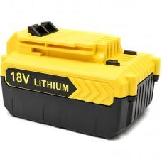 Аккумулятор PowerPlant для шуруповертов и электроинструментов BLACK&DECKER 18V 4Ah Li-ion (TB920709)