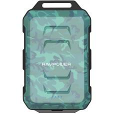 Універсальна мобільна батарея RavPower 10050mAh Water-Dust-Shockproof Power Bank (RP-PB044CAMO)