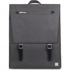 Moshi Helios Designer Laptop Backpack / Herringbone Gray (99MO087051)