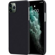 Чехол Pitaka Air Case Black/Grey for iPhone 11 Pro Max (KI1101MA)