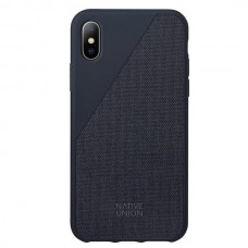Чехол Native Union Clic Canvas Navy for iPhone XS Max (CCAV-NAVY-NP18L)