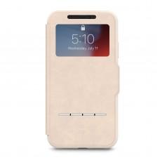 Чехол Moshi SenseCover Touch-Sensitive Portfolio Case with SensArray Savanna Beige for iPhone XR (99MO072111)