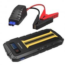 Автономний пусковий пристрій RAVPower Car Jump Starter 8000mAh 300A Peak Current Quick Charge 3.0, Black / Yellow (RP-PB007)