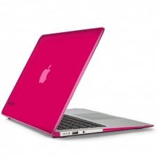 """Чехол для ноутбука Speck MacBook Air 13"""" SeeThru Raspberry Glossy (SP-SPK-A2203)"""